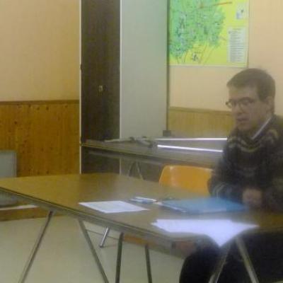 1ère réunion photo de Boussonnière Philippe